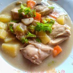 Resepi Stew Ayam Paling Senang